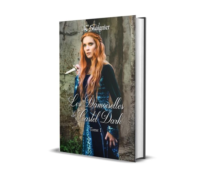 Les damoiselles de Castel Dark - meilleur roman 2018