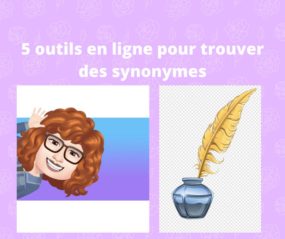 5 outils en ligne pour trouver des synonymes